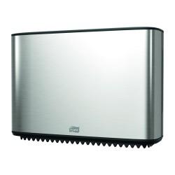 Tork 460006 zásobník na toaletní papír Mini Jumbo nerezový, systém  T2
