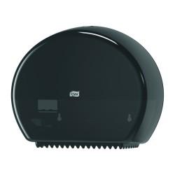 Tork 555008 zásobník na toaletní papír - Mini Jumbo černý, systém T2