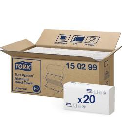 Tork Xpress 150299 papírové ručníky Multifold Universal bílé, H2