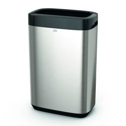 Tork 460011, Odpadkový koš nerezový, objem 50 litrů, B1