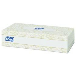 Tork 140280, odličovací extra jemné papírové kapesníky 100 ks, F1