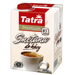 Tatra Premium smetana do kávy 500 ml