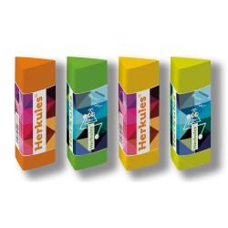 HERKULES 12g, lepící tyčinka pro děti v trojhranném tvaru