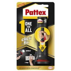 Pattex One For All Click&Fix, Montážní lepidlo 30 g