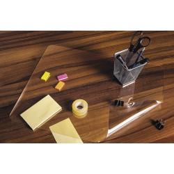 Podložka na stůl Panta Plast 650x500 mm, čirá