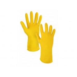 Povrstvené rukavice pro domácnost a úklid Nina, velikost 7 - S