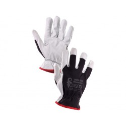 Pracovní rukavice Technik Plus kombinované - velikost 10 - XL