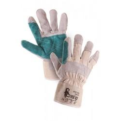 Pracovní rukavice Falco kombinované - velikost 10 - XL