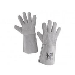 Svářecí pracovní rukavice Syro, velikost - 11