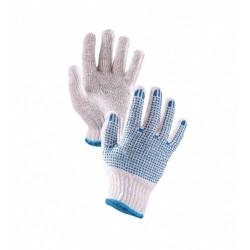 Pracovní rukavice Falo textilní úpletové - velikost 10 - XL