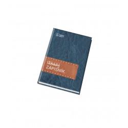 Učitelský zápisník A6, obsah 72 listů, tvrdé desky