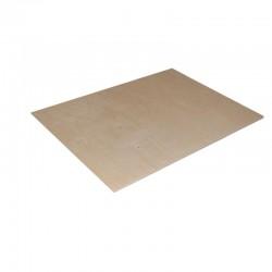 Rýsovací deska A4, dřevěná překližka 8mm
