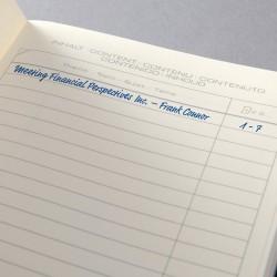 Sigel CONCEPTUM Notebook, A5, záznamní kniha čtverečkovaná, 194 listů