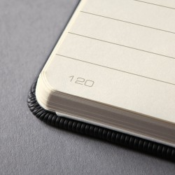 Sigel CONCEPTUM Notebook, A5, záznamní kniha linkovaná, 194 listů