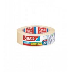 Tesa 5087, Maskovací páska lepicí krepová, 30x50