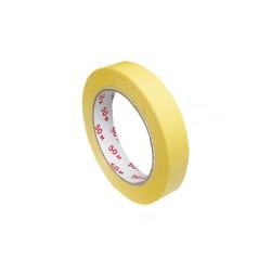 Páska lepicí krepová, 19 mm x 50 m