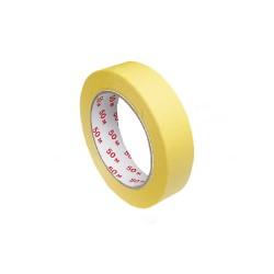 Páska lepicí krepová, 24 mm x 50 m