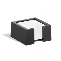 Durable CUBO 7724, zásobník na poznámkový bloček, plastový černý