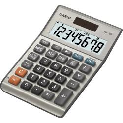 Casio MS-80B, stolní kalkulačka 8-místný extra velký LCD displej