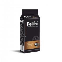 """Káva mletá, pražená, vakuově balené, 250 g, PELLINI """"Cremoso"""""""