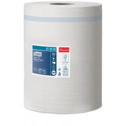 Tork Reflex 473242, papírová utěrka středovým odvíjením bílá, návin 300 m, M4