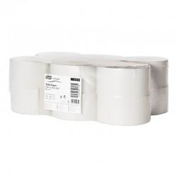 Tork Mini Jumbo 120278, toaletní papír dvouvrstvý Advanced bílý, 170m, T2