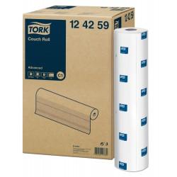 Tork Advanced 124259, podložky na lůžka, návin 50m, C1, karton 9 rolí