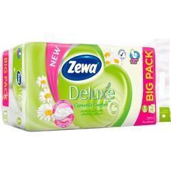 ZEWA Deluxe Camomile Comfort, Toaletní papír, 3vrstvý, 16 rolí