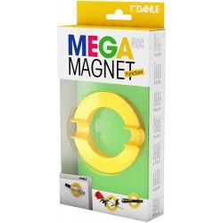 DAHLE 95551, designový magnet Circle XL, s držákem, ø 80 mm, žlutý