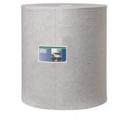 Tork 520304, průmyslová čisticí utěrka šedá 950 útržků, W1
