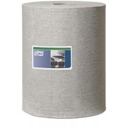 Tork 520337, průmyslová čisticí utěrka šedá, 390 útržků, W1 W2 W3