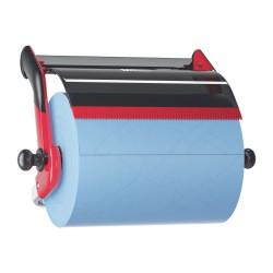 Tork 652108, Wall Stand držák na stěnu černá/červená, W1