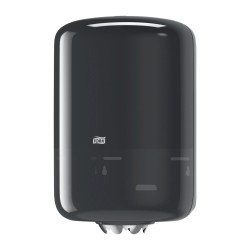 Tork 559008, zásobník na role se středovým odvíjením černý, systém M2