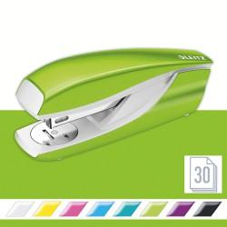 Celokovová stolní sešívačka Leitz NeXXt WOW 5502, metalická zelená