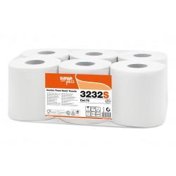 Celtex Maxipull 3232S, 2 vrstvý ručník se středovým odvíjením, 75% celuloza