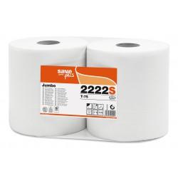 Celtex Maxi Jumbo 2222S, toaletní papíry 2 vrstvé průměr 27 cm, 75% celuloza