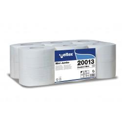Celtex Mini Jumbo Comfort 20013, toaletní papíry 2 vrstvé průměr 19 cm, 100% celuloza
