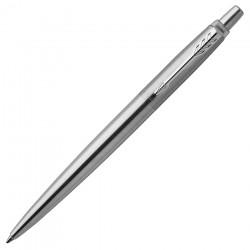 Parker Jotter Stainless Steel GT, kuličkové pero stříbrný klip