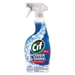 Cif Power & Shine koupelna, čistící sprej na vodní kámen 750 ml
