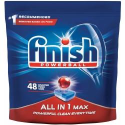 Finish All in 1 Max Regular tablety do myčky, 48 ks
