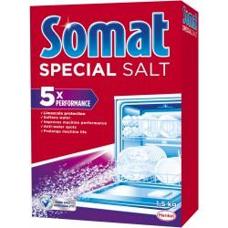 SOMAT sůl do myčky nádobí, 1,5 kg