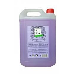 Riva antibakteriální tekuté mýdlo, rozmarýn, 5 litrů