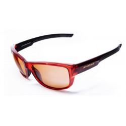 Red Knight, sportovní červené polarizační sluneční brýle HD