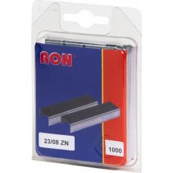 Conmetron 23/8, sešívací spony, obsah 1000 ks