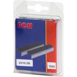 Conmetron 23/10, sešívací spony, obsah 1000 ks