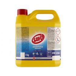SAVO Original čisticí a dezinfekční prostředek, 4 kg