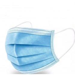 Ochranná sterilní hygienická rouška 3vrstvá, 40 ks