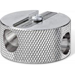 Staedtler ořezávátko kovové kulaté, dva otvory