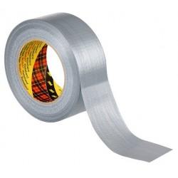 3M 2903, Textilní univerzální opravná páska 48mm x 50 m stříbrná, Duct Tape