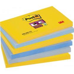 3M Post-it samolepící bloček 655-6SS, silně lepící, rozměr 76x127 mm, 6x90 lístků, New York